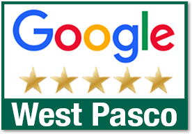 West Pasco County Google Review